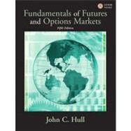 Fundamentals of Futures and Options Markets and Derivagem Package by Hull, John C., 9780131445659