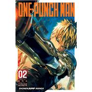 One-Punch Man, Vol. 2 by One; Murata, Yusuke, 9781421585659