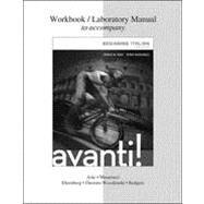 WORKBOOK/LABORATORY MANUAL FOR AVANTI by Aski, Janice; Musumeci, Diane; Onorato Wysokinski, Carla, 9780077595661