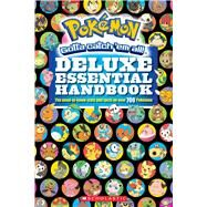 Deluxe Essential Handbook (Pokémon) by Scholastic, 9780545795661