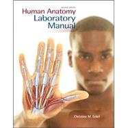 Human Anatomy Lab Manual by Eckel, Christine, 9780073525662