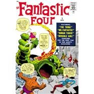 The Fantastic Four Omnibus Volume 1 (New Printing) by Lee, Stan; Kirby, Jack, 9780785185666