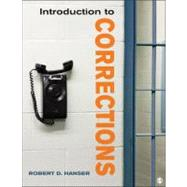 Introduction to Corrections by Robert D. Hanser, 9781412975667