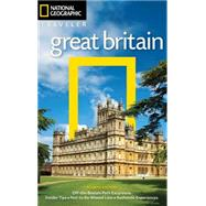 National Geographic Traveler Great Britain by Somerville, Christopher; Wright, Alison, 9781426215667