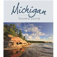 Michigan Souvenir Journal by Ortler,  Brett, 9781591935667