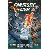 Fantastic Four by Jonathan Hickman Omnibus Volume 1 by Hickman, Jonathan; Chen, Sean; Eaglesham, Dale; Edwards, Neil; Epting, Steve, 9780785165668