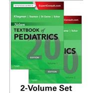 Nelson Textbook of Pediatrics by Kliegman, Robert M., 9781455775668