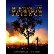 Essentials of Environmental Science by Friedland, Andrew; Relyea, Rick, 9781319065669
