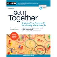 Get It Together by Cullen, Melanie; Irving, Shae, 9781413325669