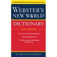 Webster's New World Dictionary by Webster's New World College Dictionaries, 9780544785670