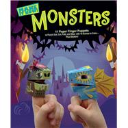 Monsters by Pixel, Marcel, 9780544915671