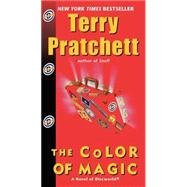 COLOR MAGIC                 MM by PRATCHETT TERRY, 9780062225672