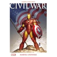 Civil War by Bendis, Brian Michael; Slott, Dan; Jenkins, Paul; Grevioux, Kevin; Silverstri, Marc, 9780785195672