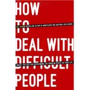 How to Deal With Difficult People by Hasson, Gill, 9780857085672