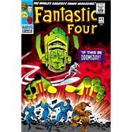 The Fantastic Four Omnibus Volume 2 (New Printing) by Lee, Stan; Kirby, Jack, 9780785185673