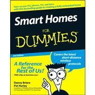 Smart Homes For Dummies by Unknown, 9780470165676