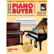 Acoustic & Digital Piano Buyer by Fine, Larry, 9781929145676