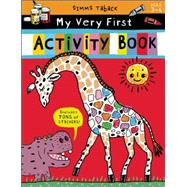My Very First Activity Book by Taback, Simms, 9781609055677
