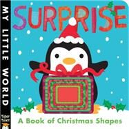 Surprise: A Book of Christmas Shapes by Litton, Jonathan; Galloway, Fhiona, 9781589255678
