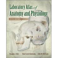 Laboratory Atlas of Anatomy & Physiology by Eder, Douglas, 9780073525679