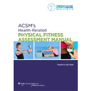 Acsm's Health-related Physical Fitness Assessment Manual by American College of Sports Medicine (ACSM), 9781451115680