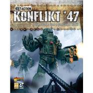 Konflikt '47 by Games, Warlord; Goblin, Clockwork; Cave, Jon, 9781472815682