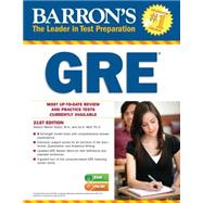 Barron's Gre by Green, Sharon Weiner; Wolf, Ira K., Ph.d, 9781438005683
