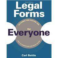 Legal Forms for Everyone by Battle, Carl W.; Pugh, Jocelyn N. (CON), 9781621535683