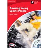 Amazing Young Sports People by Loader, Mandy, 9788483235683