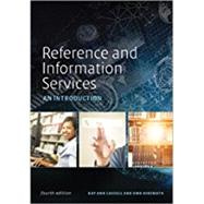 Reference and Information Services by Cassell, Kay Ann; Hiremath, Uma, 9780838915684