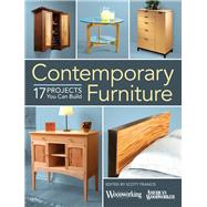 Contemporary Furniture by Francis, Scott, 9781440345685