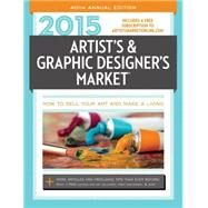 Artist's & Graphic Designer's Market 2015 by Bostic, Mary Burzlaff, 9781440335686