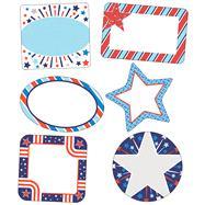 Star-spangled Mini Cut-outs by Carson-Dellosa Publishing Company, Inc., 9781483835686
