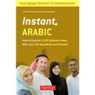 Instant Arabic by Mansouri, Fethi; Alreemawi, Yousef, 9780804845687