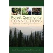 Forest Community Connections by Donoghue, Ellen M.; Sturtevant, Victoria, 9781933115689