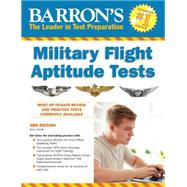 Barron's Military Flight Aptitude Tests by Duran, Terry L., 9781438005690