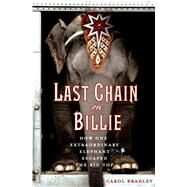 Last Chain On Billie How One Extraordinary Elephant Escaped the Big Top by Bradley, Carol, 9781250025692