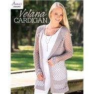Velana Cardigan by Annie's, 9781590125694