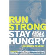 Run Strong, Stay Hungry by Beverly, Jonathan, 9781937715694
