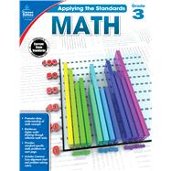 Math Grade 3 by McCarthy, Erin, 9781483815695