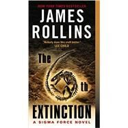 The 6th Extinction by Rollins, James, 9780061785696