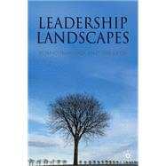 Leadership Landscapes by Cummings, Tom; Keen, Jim, 9780230525696