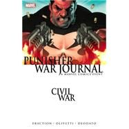 Civil War by Fraction, Matt; Olivetti, Ariel; Deodato, Mike, 9780785195696