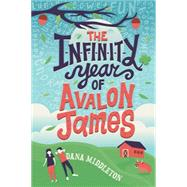The Infinity Year of Avalon James by Middleton, Dana, 9781250085696