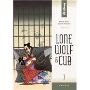 Lone Wolf & Cub Omnibus 7 by Koike, Kazuo; Kojima, Goseki; Lewis, Dana, 9781616555696