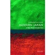 Modern Japan: A Very Short Introduction by Goto-Jones, Christopher, 9780199235698