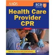 Health Care Provider CPR by Gulli, Benjamin, M.D., 9781284105698