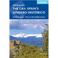 The Gr1 Spain's Sendero Historico by Hayes, John, 9781852845698