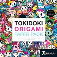 tokidoki Origami Paper Pack More than 250 Sheets of Origami Paper in 16 tokidoki Patterns by Unknown, 9781454925699