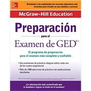 Preparación para el Examen de GED by McGraw-Hill Education Editors, 9780071845700